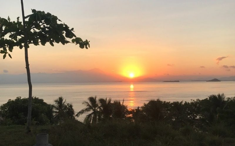 sunrise o water1